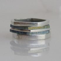 5x5 (silver and titanium)