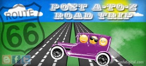 Post A-to-Z Road Trip [2013]