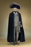 Gustav III, masquerade outfit. The Royal Armoury, Stockholm. Photo: Göran Schmidt.